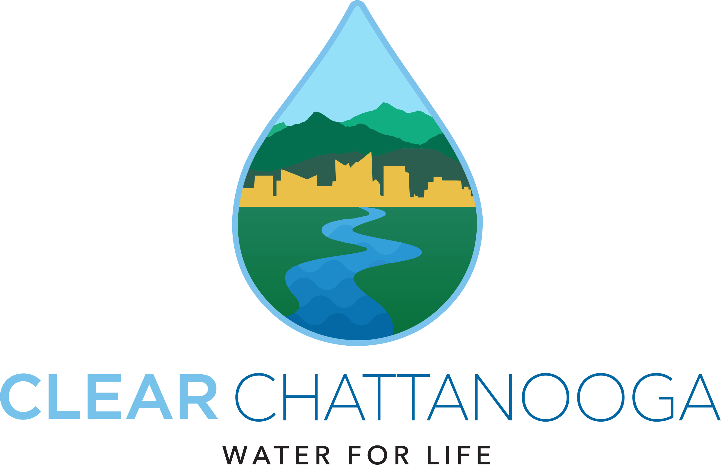 Clear Chattanooga Final Logo