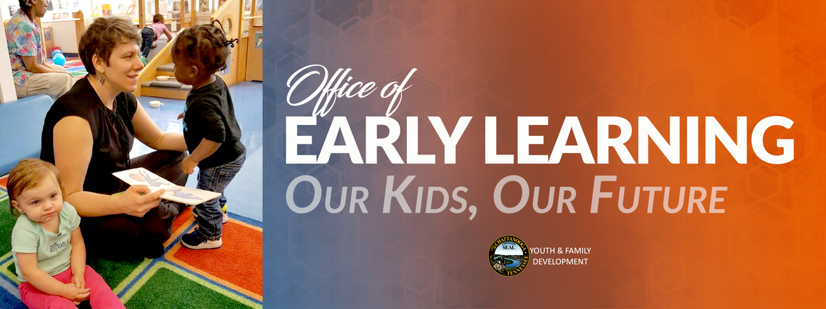 Ofe web banner O OF EARLY LEARNING 50
