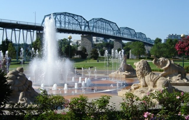 coolidge park
