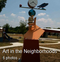 art in the neighborhoods
