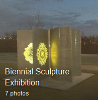 biennial sculpture exhibition