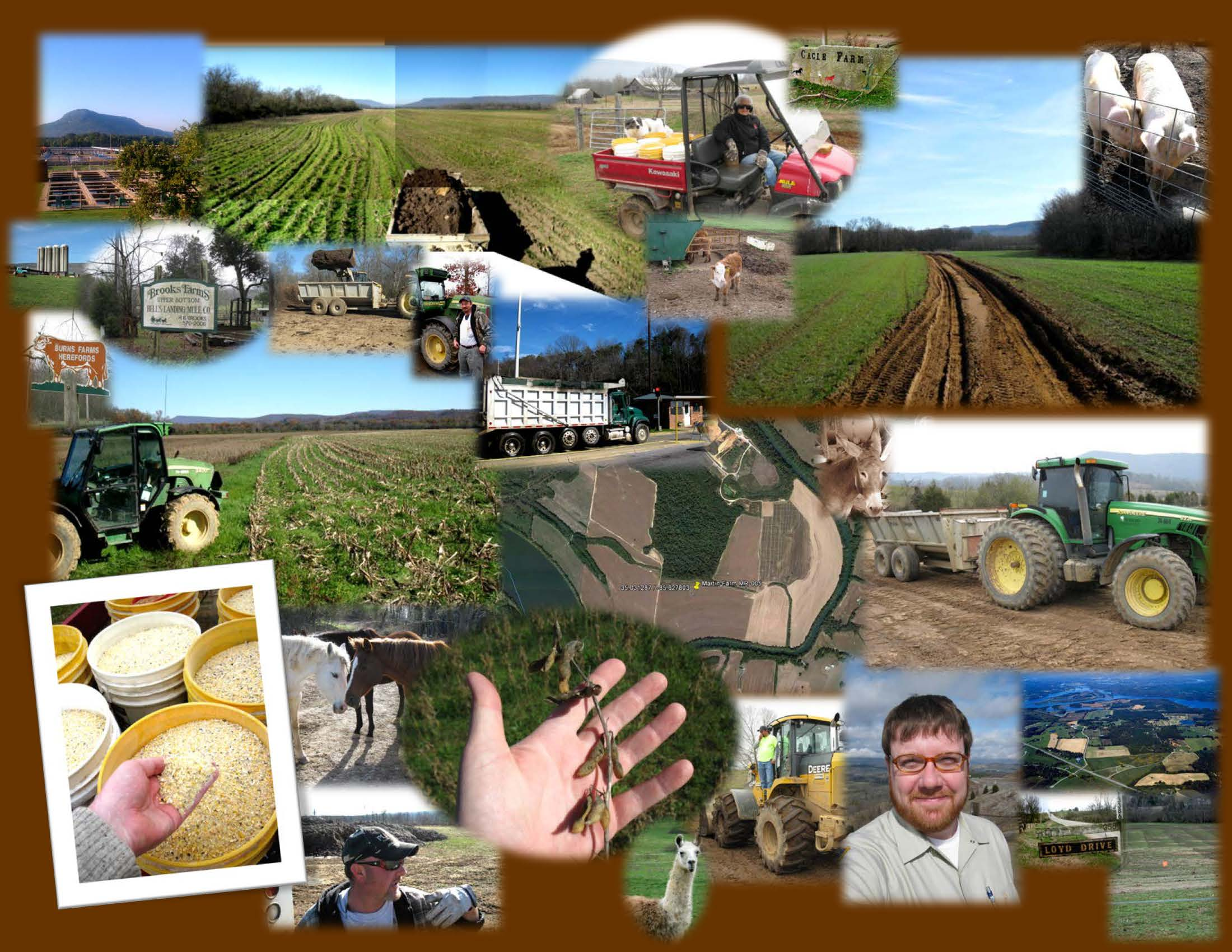 Biosolids Collage